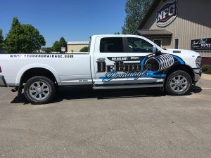 Vehicle Wraps in rochester