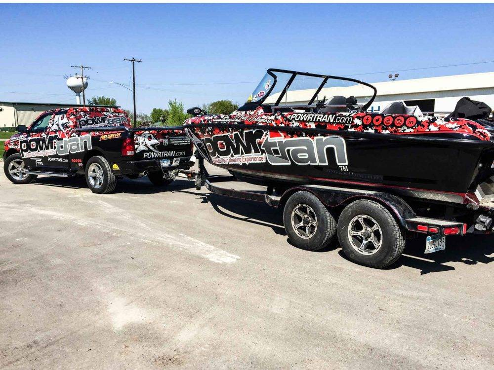 Summer Care Tips for Your Vinyl Boat Wrap