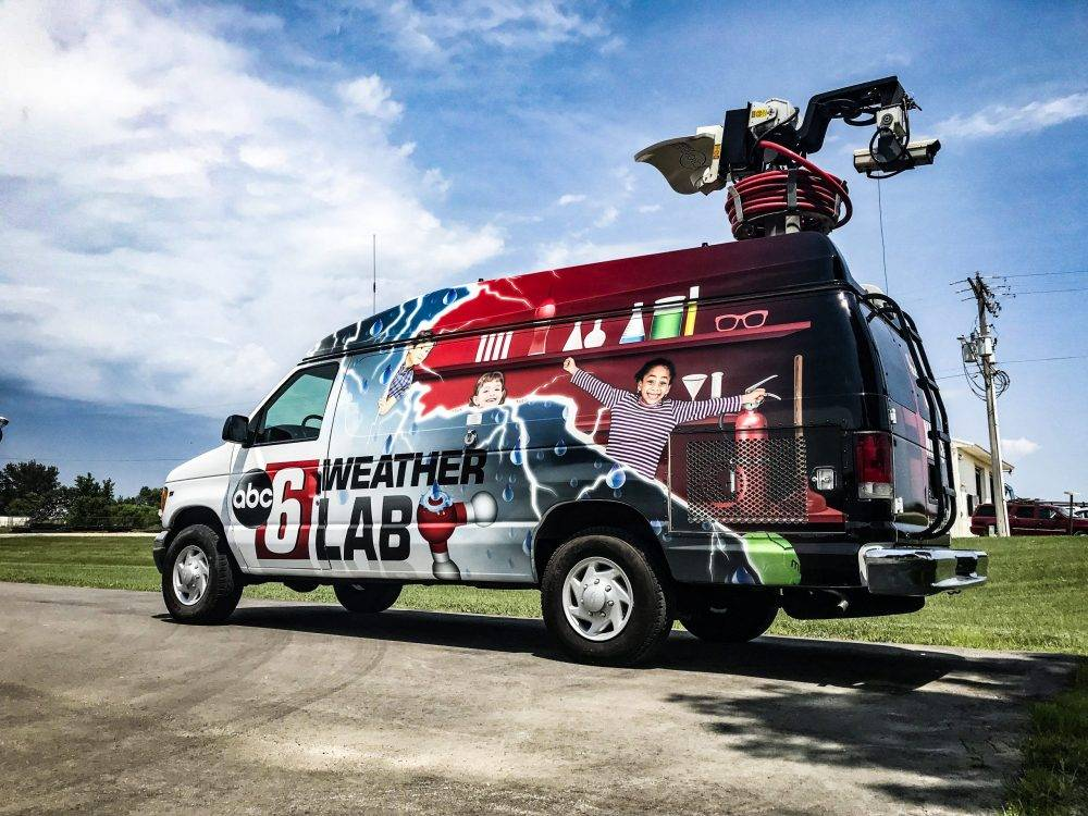 Commercial Vehicle Wrap | Creating a Successful Graphic for Your Company's Fleet