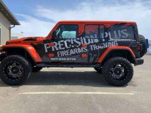 Myths about Vehicle Wraps
