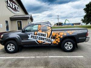 Passive Marketing | Commercial Vehicle Wraps in Rochester